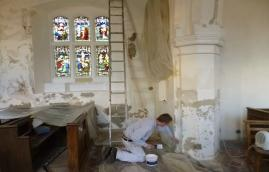 Internal Redecoration To Battlesden Church